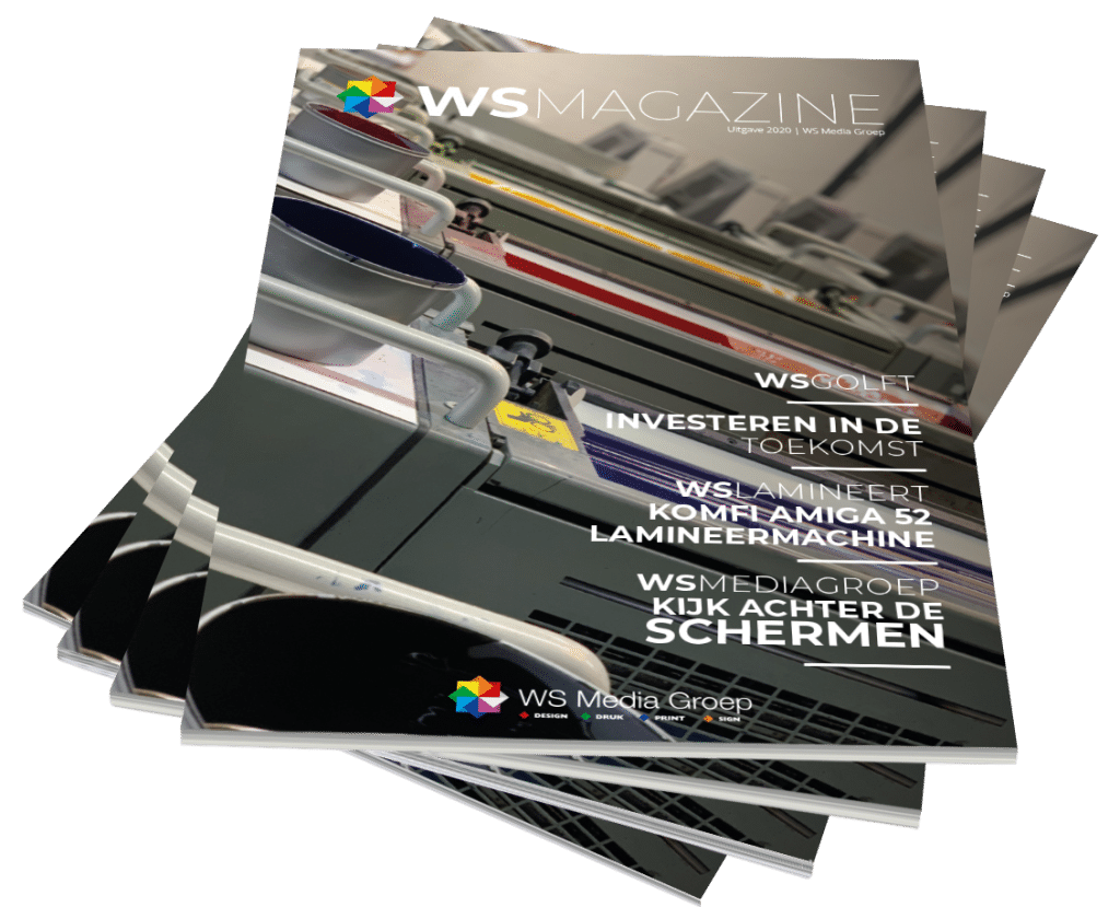WS Magazine Mock up cover 2020