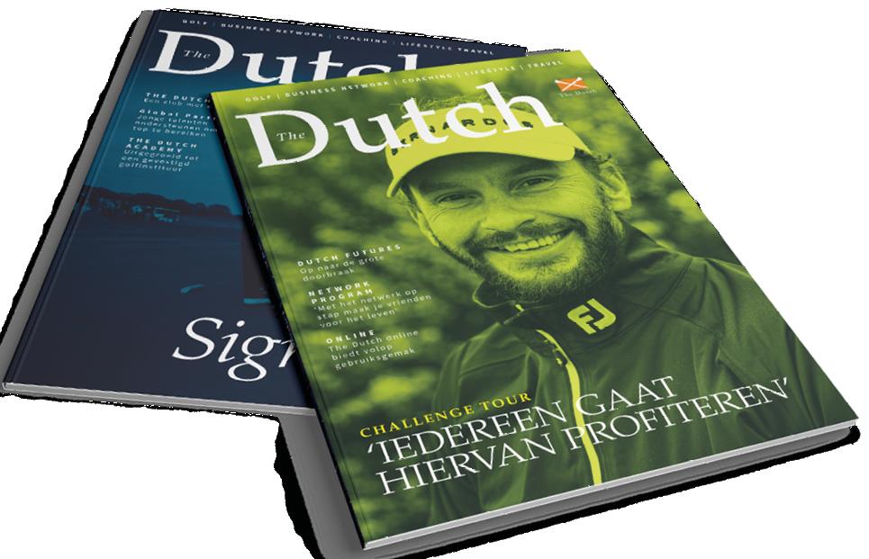 Magazine-The-Dutch